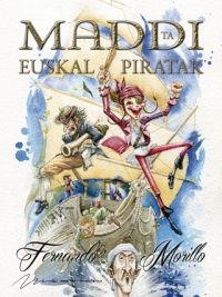 Maddi  eta  euskal  piratak.  Adina,  9-150  urte
