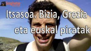 Fernando Morillo Grande, Itsasoa. Bizia, Grezia eta euskal piratak